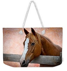 With A Whisper Weekender Tote Bag by Doug Long