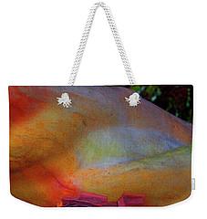 Weekender Tote Bag featuring the digital art Wonder by Richard Laeton