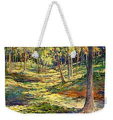 Woods In Ohio Weekender Tote Bag