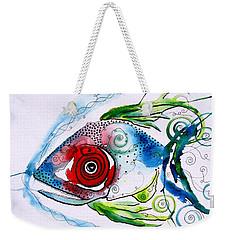 Wtfish 001 Weekender Tote Bag