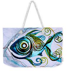 Wtfish 006 Weekender Tote Bag