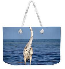 Wurdemann's Heron Weekender Tote Bag