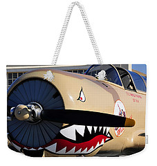 Yak Attack Weekender Tote Bag by David Lee Thompson