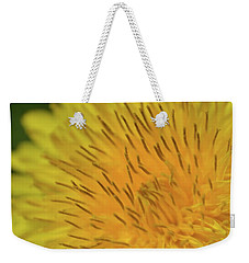 Weekender Tote Bag featuring the photograph Yellow Beauty by JD Grimes