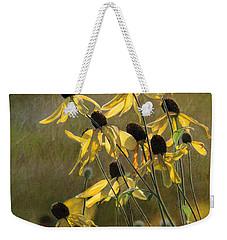 Yellow Coneflowers Weekender Tote Bag