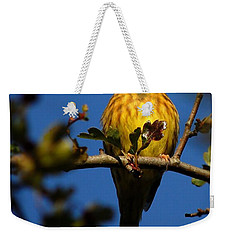 Yellowhammer Weekender Tote Bag