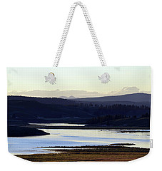 Yellowstone Landscapes Weekender Tote Bag