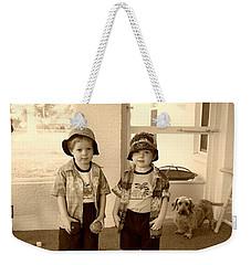 Yesterday's Children Weekender Tote Bag
