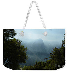 Yosemite Falls Hike Weekender Tote Bag