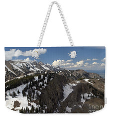 You Can See For Miles Weekender Tote Bag
