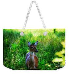 Young Deer Weekender Tote Bag