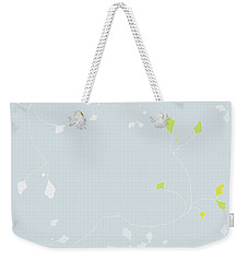 Young Poppy Weekender Tote Bag by Kevin McLaughlin
