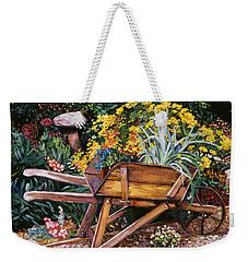 A Gardener's Helper Weekender Tote Bag