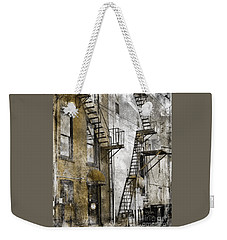 Alleyway In Portland, Me Weekender Tote Bag