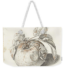 Weekender Tote Bag featuring the painting , Applejean Bernard, 1775 - 1833 by Artistic Panda