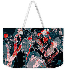 Archie Shepp Is A Legend Weekender Tote Bag