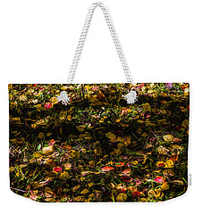 Autumn's Mosaic Weekender Tote Bag by Alana Thrower