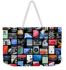 Bmw Art -01 Weekender Tote Bag