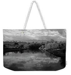 Boyne River Weekender Tote Bag