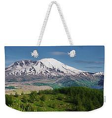 Castle Lake And Mt. St. Helens Weekender Tote Bag