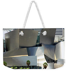 @ Disney Hall, Los Angeles Weekender Tote Bag
