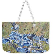 Gaucho Roundup Weekender Tote Bag