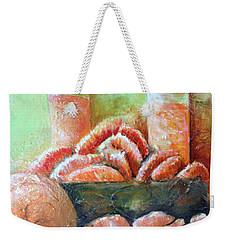 Mandarin Oranges  Weekender Tote Bag