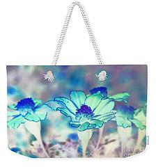 Heavenly Flowers Weekender Tote Bag