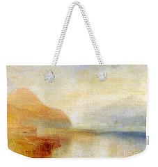 Inverary Pier - Loch Fyne - Morning Weekender Tote Bag