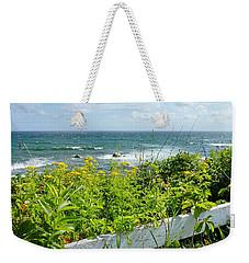 Manomet Point Weekender Tote Bag