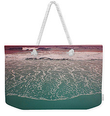 Weekender Tote Bag featuring the photograph  Montauk 2 by Cindy Greenstein