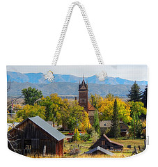 Montpelier Weekender Tote Bag by Charlotte Schafer
