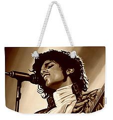 Prince The Artist Weekender Tote Bag