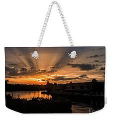 Guiding Lights Weekender Tote Bag