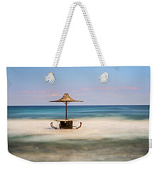Seaside Bar Weekender Tote Bag