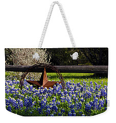 Texas Bluebonnets IIi Weekender Tote Bag