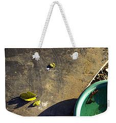 Three Is Family Weekender Tote Bag by Prakash Ghai
