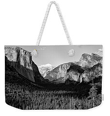 Valley Of Inspiration Weekender Tote Bag