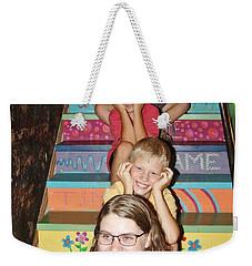 0015 Weekender Tote Bag