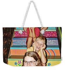 0017 Weekender Tote Bag