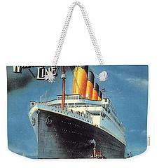 0065186 Weekender Tote Bag