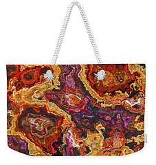 010118 Abstract Weekender Tote Bag