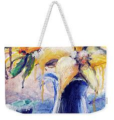 01353 Daffodils Weekender Tote Bag
