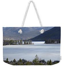 Granby Lake Rmnp Weekender Tote Bag