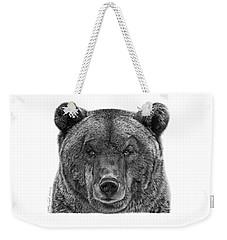 045 Papa Bear Weekender Tote Bag by Abbey Noelle