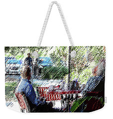 070816 Saturday Morning City Park Weekender Tote Bag