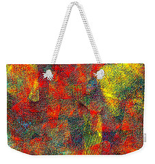 0786 Abstract Thought Weekender Tote Bag