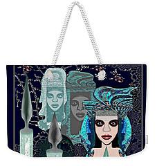 082 - Mystic Child 2017 Weekender Tote Bag