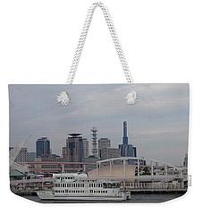 Portcity Weekender Tote Bag