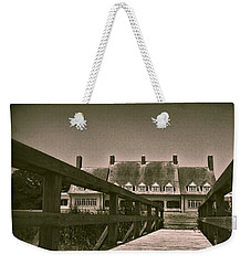 1920s Retreat Weekender Tote Bag by JAMART Photography
